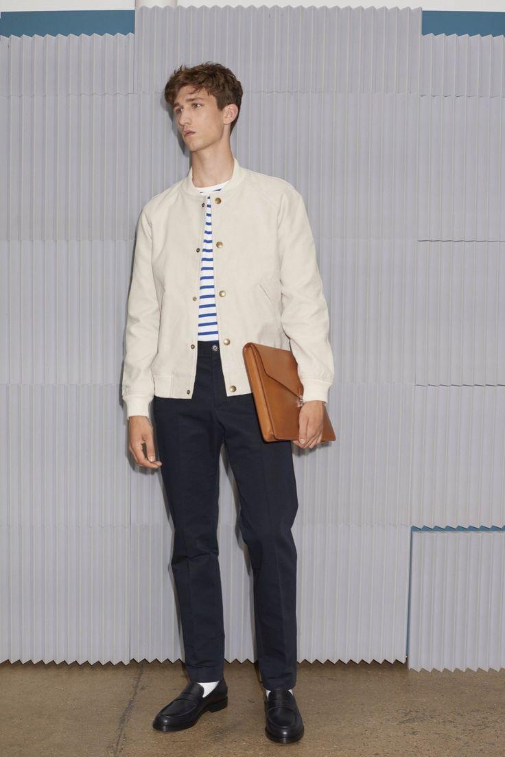 A.P.C. Spring 2016 Menswear Collection Photos - Vogue