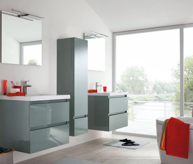 Meuble de salle de bains Sobro - La salle de bains Cedeo