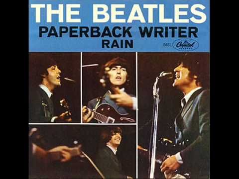 What are you Reading today ?  The Beatles Paperback Writer