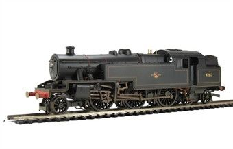 Hornby OO Br 2-6-4T Stanier Class 4P Steam Locomotive DCC Installed