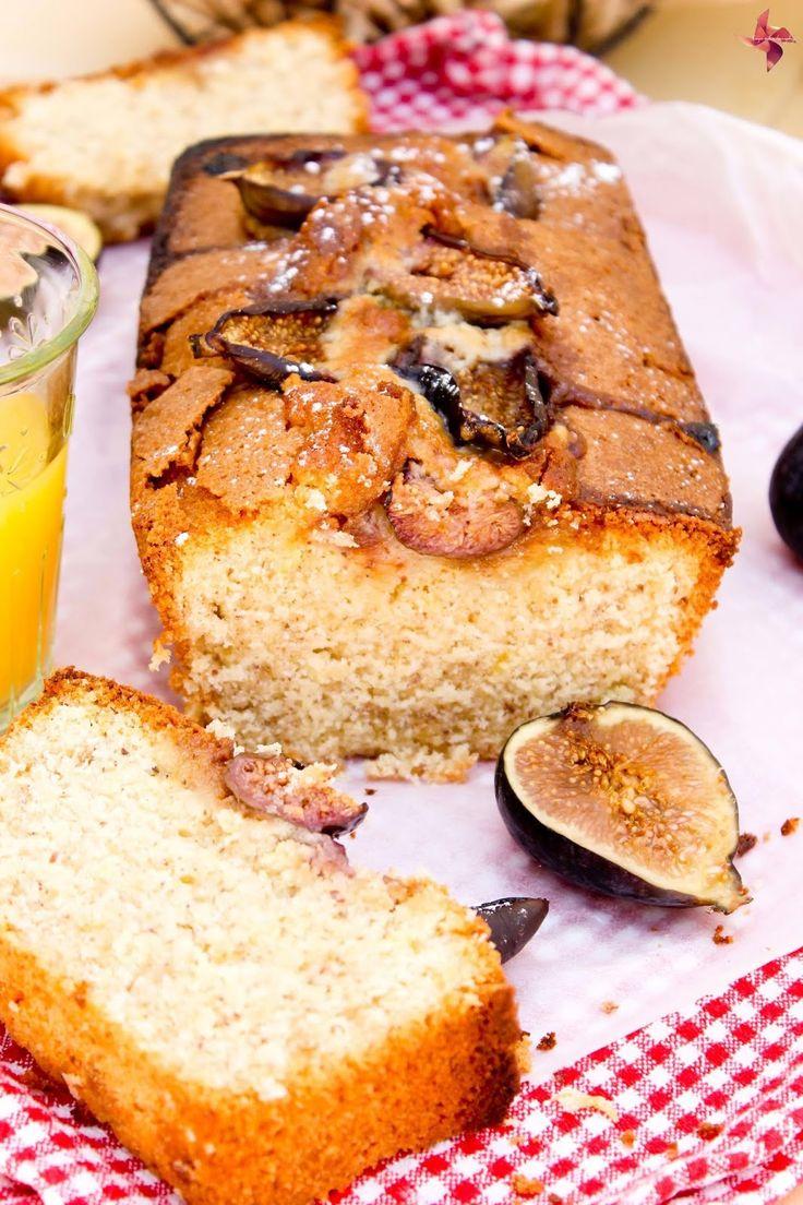 Cupcakelosophy: Bizcocho casero de higos y miel!