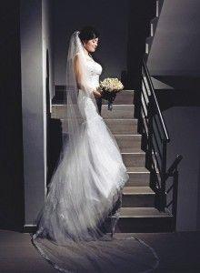 Vestido de lentejuelas, visita más en http://www.revistanovias.com.co/