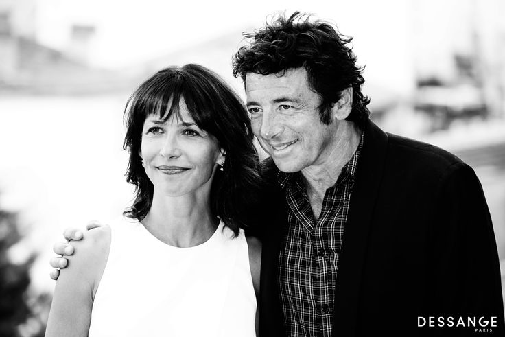 Sophie Marceau et patrick Bruel (Photo Christophe Brachet) #Angouleme #DESSANGE