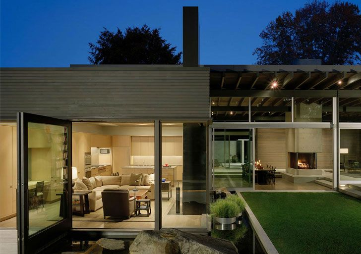 700 best residential architecture images on pinterest for Best residential architecture firms