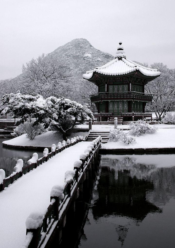 경복궁 Royal Palace of Korea, Seoul