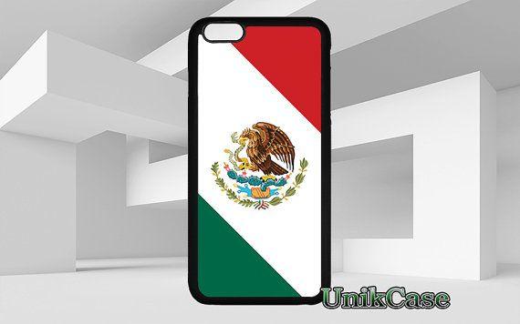 Drapeau du Mexique pour iPhone 4 4 s 5 5 s SE 6 6 s par UnikCase1