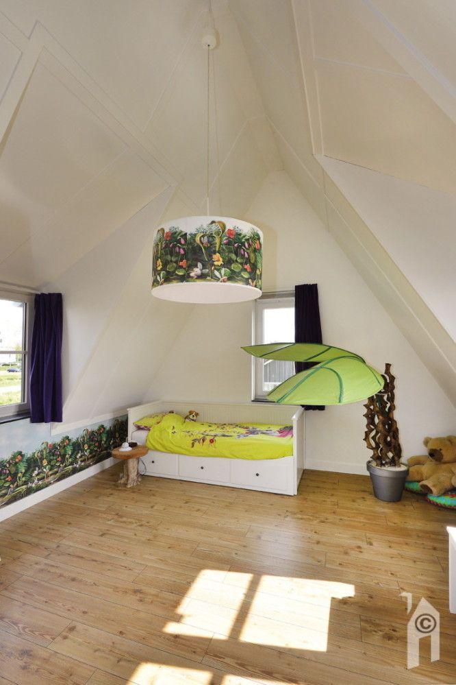 Kinderkamers met 'heerlijk hoge' plafonds