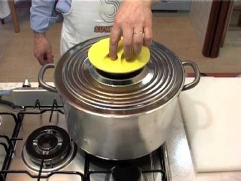 Cottura del pane con SUW Evolution - YouTube