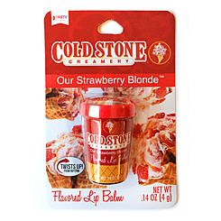 Taste Beauty Cold Stone Creamery Flavored Lip Balm - Strawberry