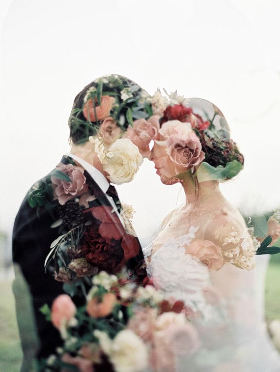 Romantic Carmel Valley Wedding