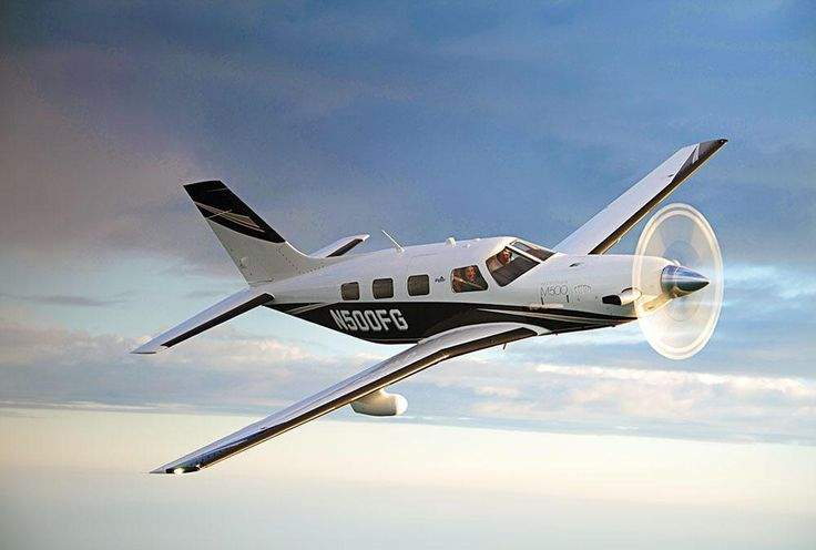 We Fly: Piper Meridian M500   Flying Magazine