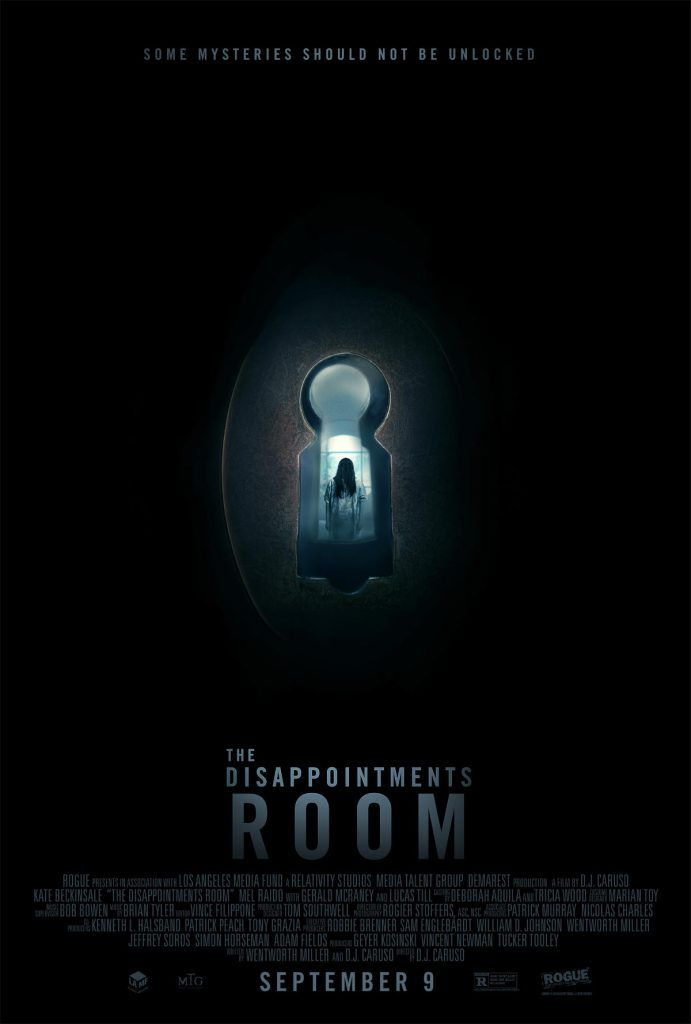 The Disappointments Room - Upcoming Horror Movie: The Disappointments Room (2016) releases in movie theaters this upcoming… #Movie #Horror