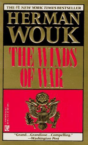 The Winds of War - by Herman Wouk  ( i also liked War and Remembrance but I liked this one even better)