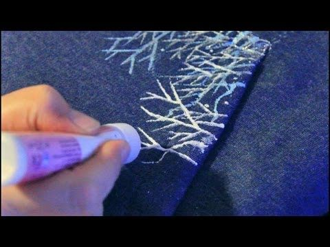 ▶ PART ONE: How to make a Jack Frost Hoodie! (from Rise of the Guardians) - YouTube