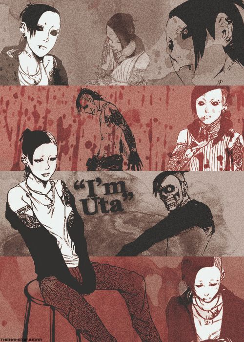 Kabuki Mask Ghoul Tokyo