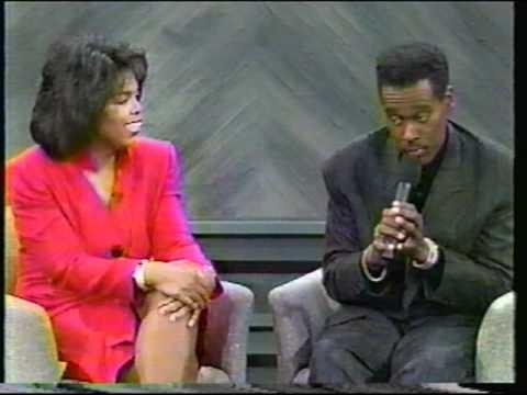 Luther Vandross - Here & Now (Oprah)..DAMMIT!.mpg