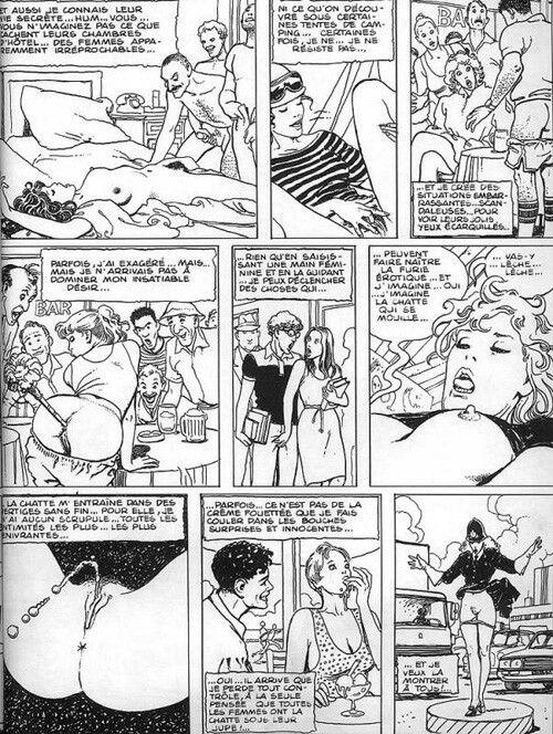 eroottiset sarjakuvat pornoa