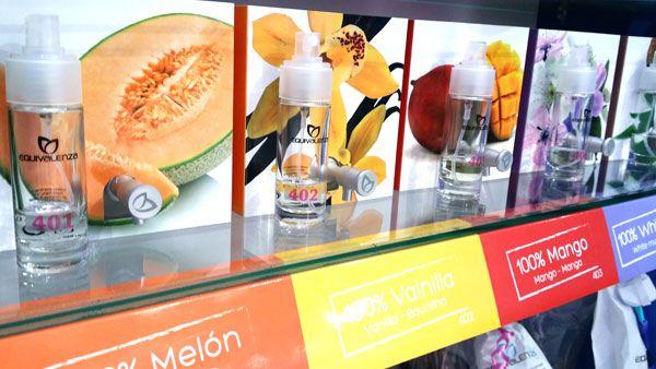 Monofragrâncias  Perfumes com 100% extracto de frutos. Complemente com os Body Myst  A preços incríveis!