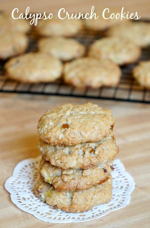 Copycat Publix Calypso Cookies Recipe - The Rebel Chick