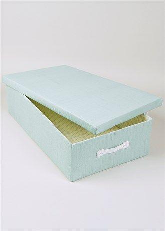 Underbed Storage Box (74cm x 45cm x 20cm)