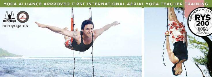Foto de Aero Yoga International.