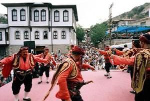 Beypazarı'nda festival zamanı