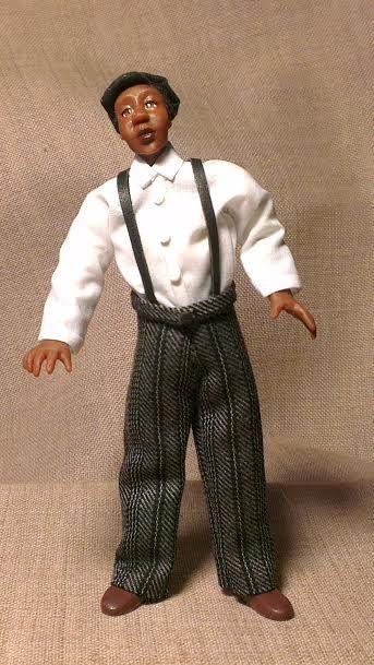 dollsminiature doll, 1 12 scale