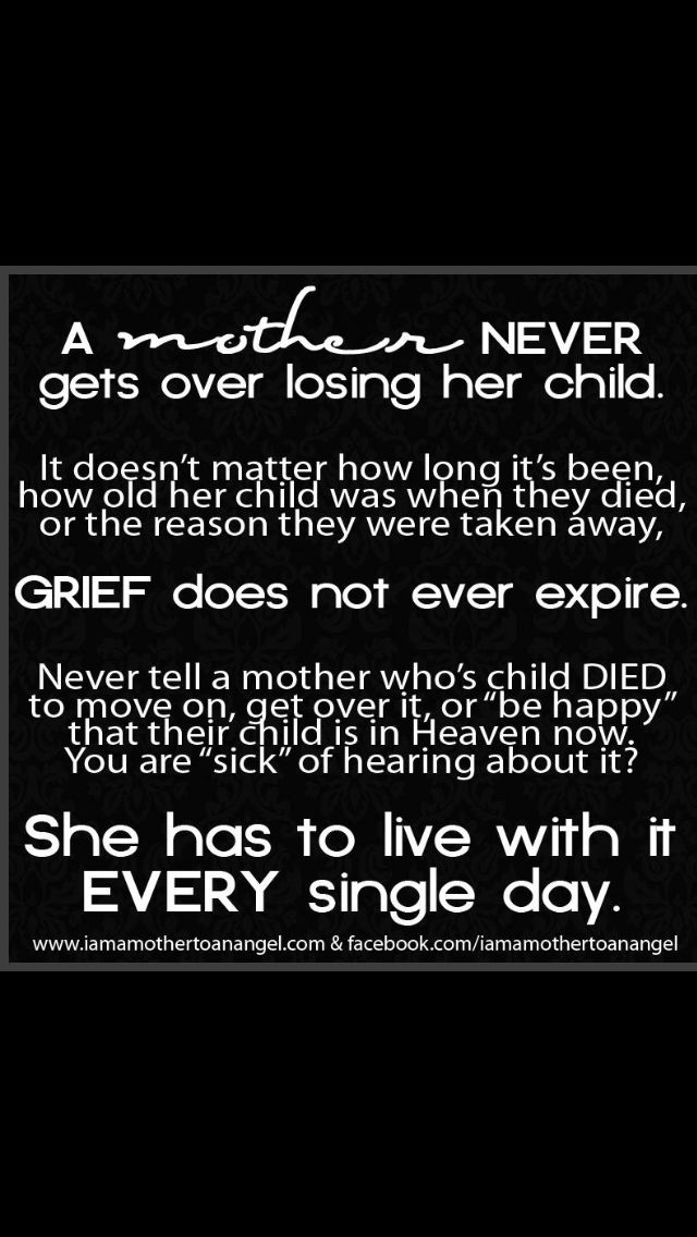 Having a child in Heaven changes everything. | Remembering ...
