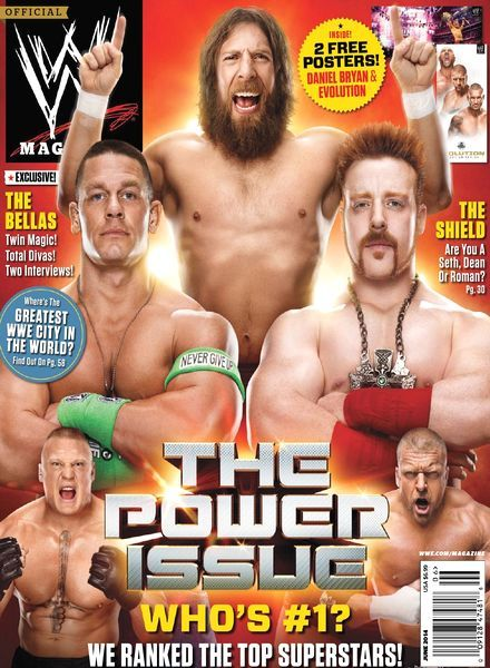 Best Magazine Wwe Images On Pinterest Magazine Covers - Famous wwe wrestlers looked completely different