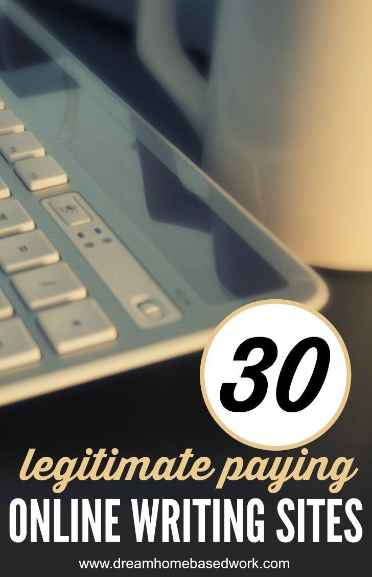 Freelance Writing Jobs: 25 Sites That Pay for Guest Posts