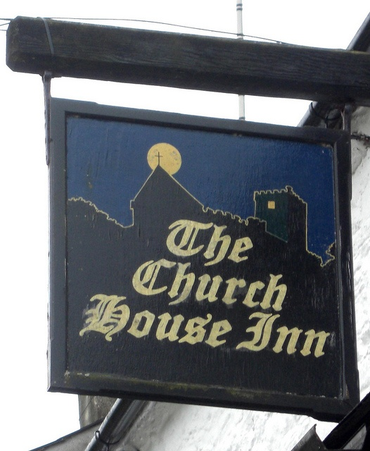 Stoke Gabriel pub sign Church House Inn Devon   Flickr - Photo Sharing!