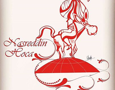 "Check out new work on my @Behance portfolio: ""Nasreddin Hoca"" http://be.net/gallery/49190321/Nasreddin-Hoca"