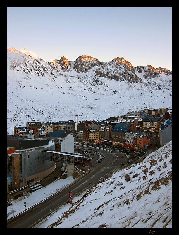 Pas de la Casa | Andorra (byAlyx)