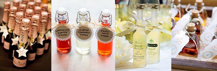 prezenciki-dla-gości-weselnych mini alkohol