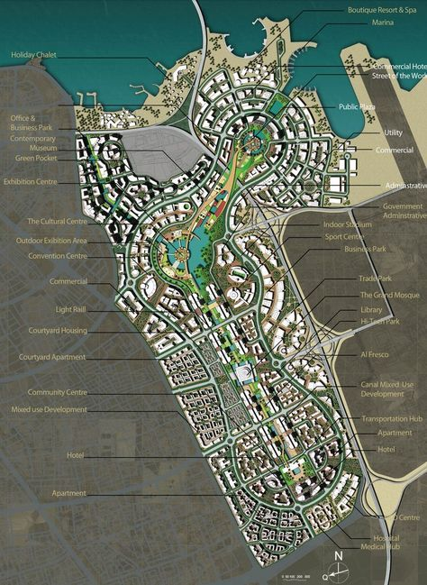 Al Sahan City   OpenBuildings