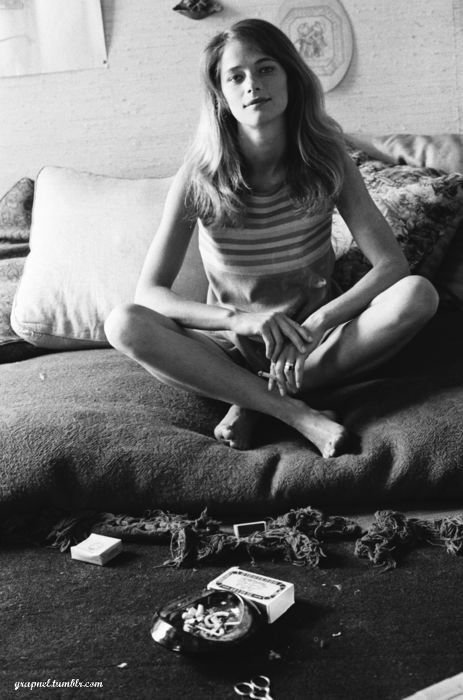 Charlotte Rampling - London, 1968
