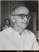 Umashankar Joshi (1911 - 1988 Gujarat / India)   Umashankar Jethalal Joshi(21 July 1911  19 December 1988) was an eminent poet scholar and writer. He received theJnanpith Awardin 1967 for his contribution to Indian especiallyGujarati literature.More Info Wiki :- Click Here  Early life and education  Umashankar Joshi was born in small village namedBamnavillage (now in Bhiloda Taluka ofAravalli districtGujarat). He was Brahmin from the caste namedTrivedi Mewada Brahmin Barishi.[citation…