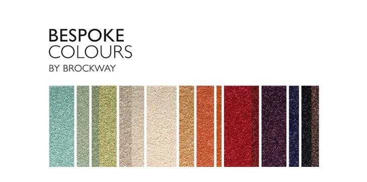 Brockway custom colours. Bespoke colour matching service #burgessflooring