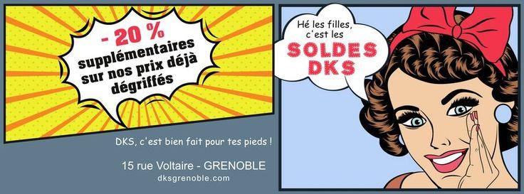 SOLDES DKS DKS Degriff Kids Shoes #chaussures dégriffées pour #bébé #enfant et #femme à #grenoble.  www.dksgrenoble.com DKS: c'est bien fait pour tes pieds !