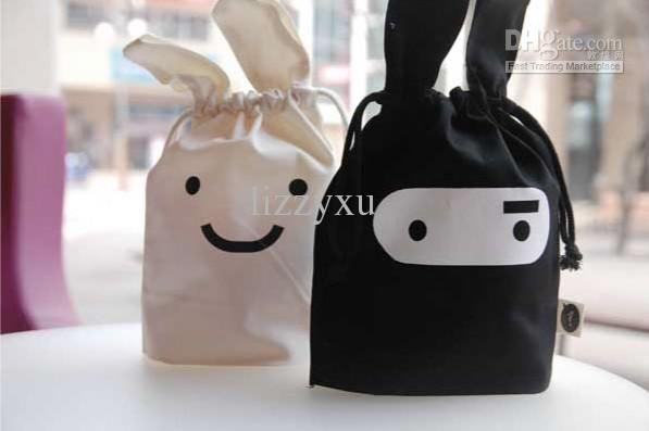 Wholesale Shopping Bag - Buy Shopping Bags Cute Various Cartoon Faces Shopping Bag Reusable Nonwoven Shop Bag $3.18   DHgate