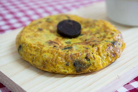 Tortilhas de Morcela | SaborIntenso.com