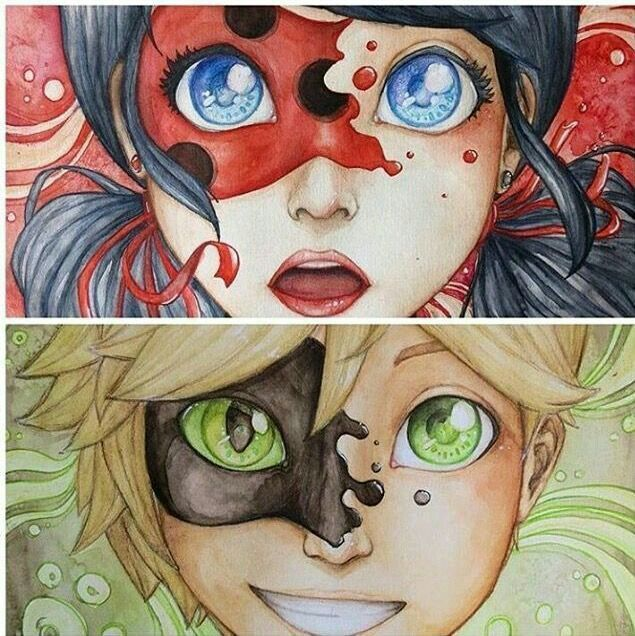 Oh My God You Can Clearly See The Difference Between Catnoir And Adrian In This Miraculous Ladybug Anime Miraculous Ladybug Comic Miraculous Ladybug Wallpaper