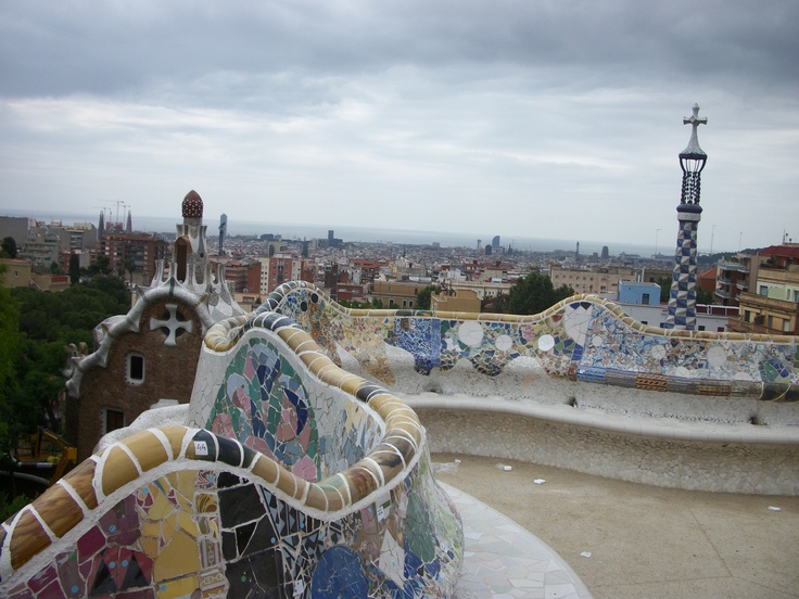 Parc guell- Barcelona