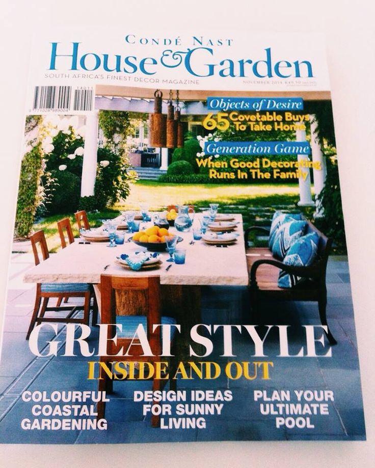 House & Garden December 2014