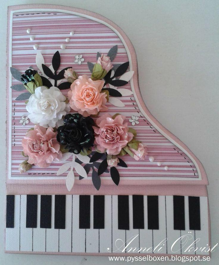 Музыкальная открытка детали, хорошего дня поцелуй