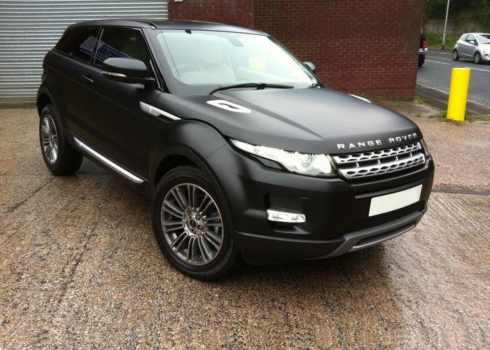 Range rover evoque black opaque cars pinterest range for Garage land rover villeneuve d ascq