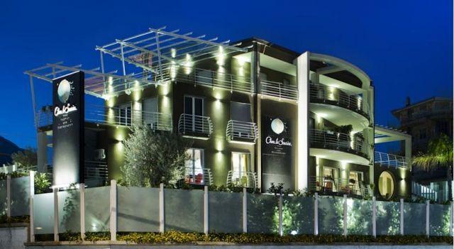 Chez Le Sourire - 4 Sterne #Hotel - EUR 70 - #Hotels #Italien #SanCiprianoPicentino http://www.justigo.lu/hotels/italy/san-cipriano-picentino/chez-le-sourire_125071.html