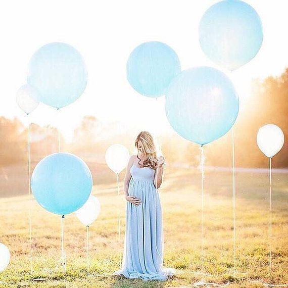 Round Balloons Giant Round Balloon Pearl Pastel 36
