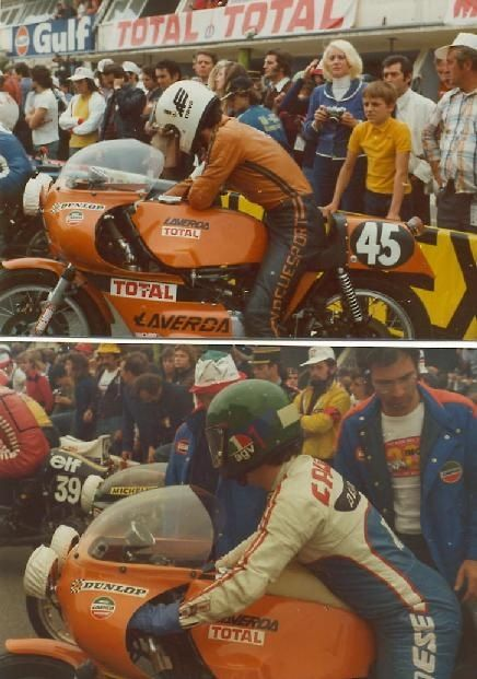 laverda 1000 3C tipo endurance spaceframe designed by luciano Zen in 1975 now available again.