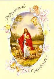 Křen symbolizuje hřebíky či hořkost utrpení Krista. Zvyk pojídat křen o Velikonocích se udržuje především v Polsku, Rakousku a Slovinsku.